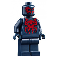 LEGO Spider-Man 2099 Minifigure sh539 From Super Heroes set 76114