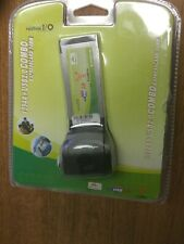1394A+USB 2.0 COMBO EXPRESSCARD /34MM NEW IN PACKAGE
