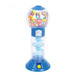 10.5 Inches Spiral Fun Gumball Bank Colors May Vary