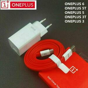 Dash Type-C Fast Charge Wall Charger Adapter Cable for Oneplus 6T 6 5T 5 3