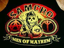 SONS OF ANARCHY SAMCRO TANK SINGLET Mens M VINTAGE MEN OF MAYHEM