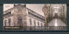 Mexico 2018 MNH Postal Palace 1v Set Palaces Architecture Postal Services Stamps