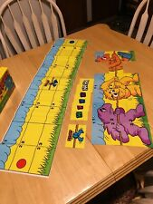 Tug Of War Crazy Creature Card Game Skyline Toys Inc Date Unknown Parts Only