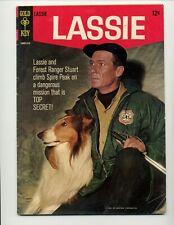 Lassie #67    Gold Key 1966