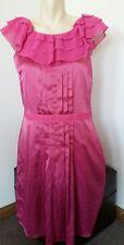 Ojay bright pink dress Bnwt