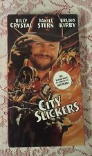 CITY SLICKERS - VHS TAPES - BILLY CRYSTAL, DANIEL STERN AND BRUNO KIRBY - 1992