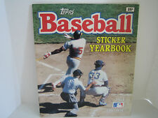 1984 Topps Baseball Sticker Yearbook***Carl Yastrzemski***