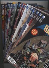 BATMAN (deutsch) ab # 1 - 58 - NEUE DC-UNIVERSUM / REBIRTH - PANINI 2012 - 2017