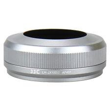 JJC Lens Hood Adapter Ring LH-JX100II Silber für Fuji Fujifilm X 100 X100S X100T
