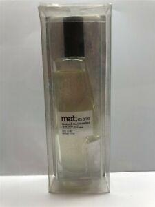 Mat; Male Masaki Matsushima 1.35 oz Eau de Toilette Spray Men, Discontinued!