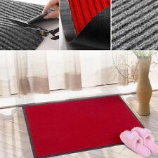 Heavy Duty Non Slip Rubber Barrier Mat Rugs Indoor Outdoor Door Mats