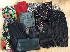 Job Lot Vintage Clothes Maxi Skirts Handbags Resale Clothing X9 Wholesale Bundle