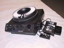 Kodak 4400 Carousel Slide Projector w/ 3 extra carousels
