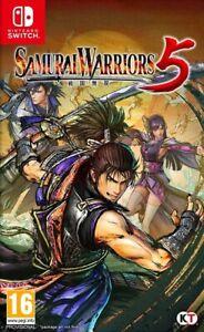 Samurai Warriors 5 | Nintendo Switch [New]