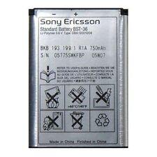 Sony Ericsson BST36 Battery W200 Z558i Z310a J200 J220i J300 K310i K750 BSt-36