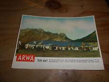 schöne color - Ansicht Arwa Strumpfhosen - Werk Bischofswiesen 1958