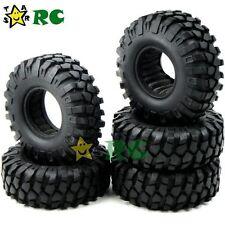 5pcs RC 1/10 108 mm 1.9 Crawler Gomme per RC 4x4 ASSIALE TAMIYA 1.9 CERCHIONI LEGA