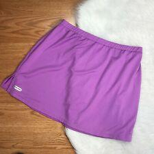Fila Girls Youth XL Purple Skirt