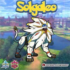 Pokemon Sword And Shield Solgaleo 6Ivs Max Evs