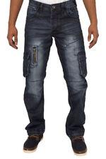 New ETO Mens Designer Detailed Multi Pocket Stylish Regular Fit Chino Jeans