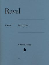 Henle Urtext Ravel Jeux d' eau