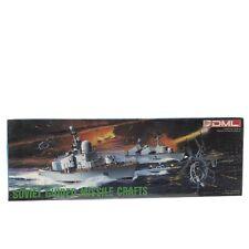 DML Soviet Guided Missile Crafts Plastic Model Kit 1/700 7013