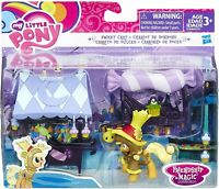 RARE My Little Pony Friendship Is Magic - Sweet Cart Playset - Applejack