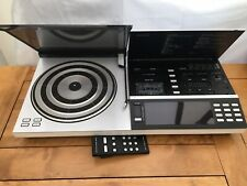 Bang & Olufsen B&O Beocenter 7000 With MMC20EN/ Remote Control And White Veneer