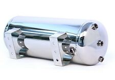 5 Gallon Polish Stainless Steel Air Tank 5-port train horn & air suspension