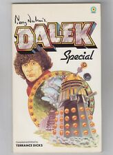 DOCTOR WHO = TERRANCE DICKS = TERRY NATION'S DALEK SPECIAL = {1st P/B 1979}=