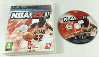 Jeu Playstation 3 PS3 VF  NBA 2K11  Envoi rapide et suivi