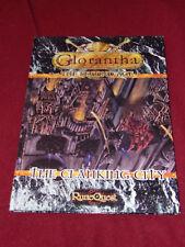 Runequest Glorantha : The Clanking City by Aaron Dembski-Bowden (2007, HC)
