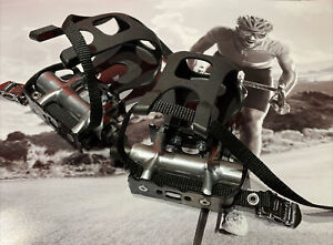 🚴WATTBIKE🚴Base Pedals With MT6-M Shoe Cages.