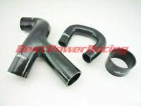 Silicone intercooler hose Y-pipe for Impreza GC8 EJ20 2.0 WRX ver 5-6 black