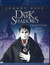 Dark Shadows (Blu-ray + DVD & Digital Copy) (B New Blu