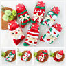 1 Pair Christmas Pattern Causal Coral Fleece Socks Winter Warm Cozy Fuzzy Socks