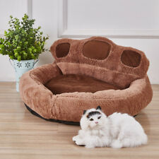 Extra Large Bear Paw Pet Dog Cat Bed Puppy Cushion House Warm Kennel Mat Blanket