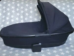 Quinny Collapsible / Foldable Carry Cot Moodd Buzz Carrycot Black - NO MATTRESS
