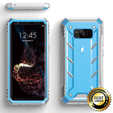 For Samsung Galaxy S8 Plus Poetic Revolution Case Rugged Shockproof Cover Blue
