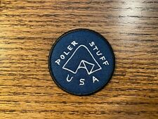 Poler Stuff Camp Vibes - Iron On Patch