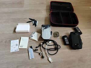 DJI Mavic Mini drone.  2 batteries. Case. Lots of spares