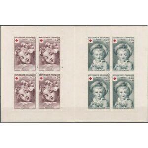 FRANCE Carnet croix rouge - 1962 - Yvert 2011 - Neuf