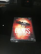 GANGS OF WASSEYPUR PARTES 1 Y 2  EL PADRINO VERSION HINDU  DVD SEALED