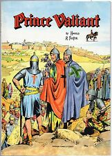 volume PRINCE VALIANT IN THE DAYS OF KING ARTHUR editoriale CONTI 1954-1955