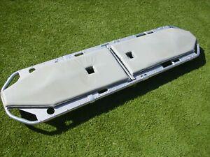 6 FT Helicopter Medical Stretcher *Folds, Lightweight, Aluminum*