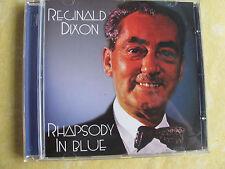 Reginald Dixon - Rhapsody in Blue (2006). 1 CD. UK P&P inc