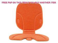 "GMG ""TIPP MINI"" BIKE BABY CHILD SEAT STYLING SET/RENOVATION KIT IN TRENDY ORANGE"
