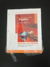 Beginning and Intermediate Algebra (6th Edition) Loose-Leaf