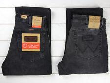 Vaqueros de hombre Wrangler color principal negro 100% algodón