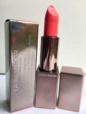 2019 Laura Mercier Silky Creme Lipstick L' ORANGE Brand New Full Size In Box